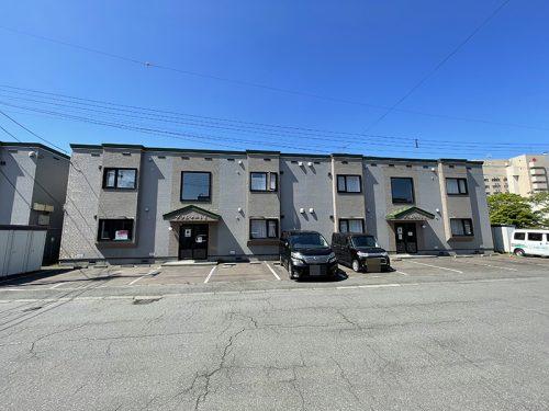 プラムマート4 2LDKアパート(伊達市梅本町) ※1階角部屋、リフォーム済