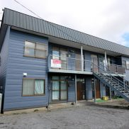 コーポ斉藤B 2LDKアパート(伊達市舟岡町)