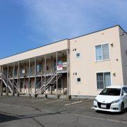 プラムマート1 1LDKアパート(伊達市梅本町) ※条件付ペット可物件