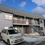 コーポ斉藤A 2LDKアパート(伊達市舟岡町)※駐車2台無料