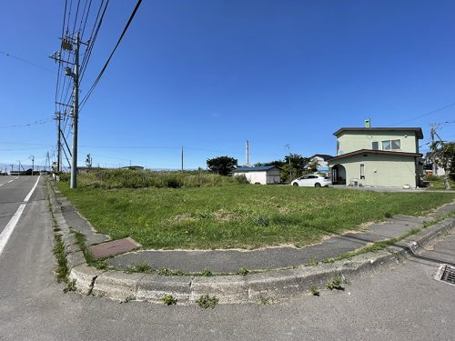 住宅用売地 65.15坪 伊達市長和町438-8