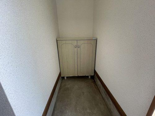 収納(玄関)