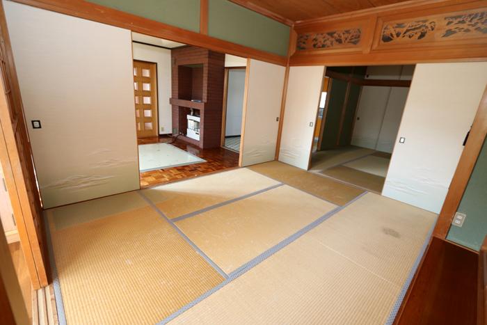 1階和室(6帖)(寝室)
