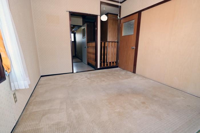 2階北側和室(寝室)