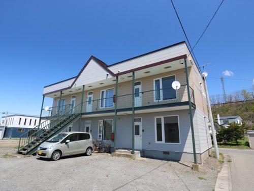 フラッツすみれ 1LDKアパート(伊達市山下町) ※2階角部屋
