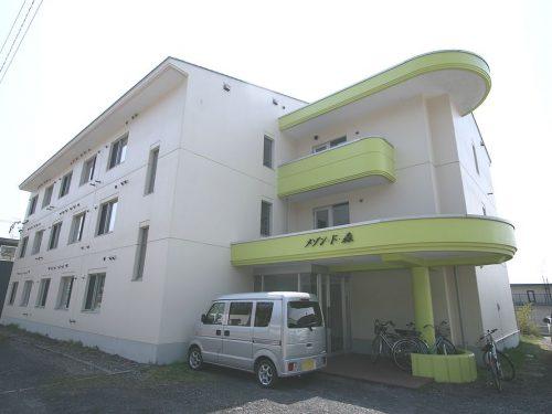 メゾンド森 1Rマンション(伊達市山下町)☆★敷金礼金ゼロ★☆