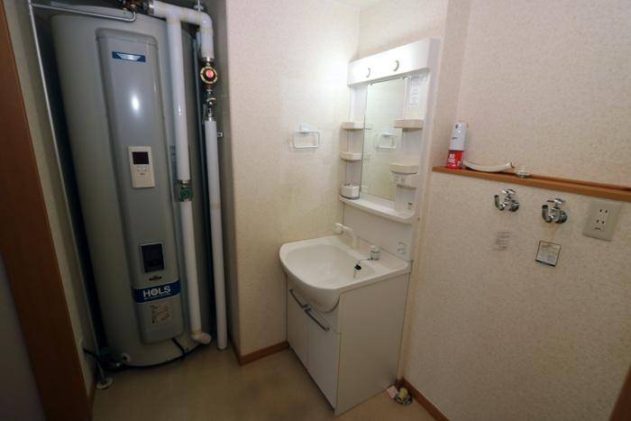 ユーティリティ、電気温水器