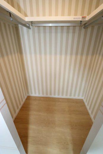 ウォークインクローゼット(寝室)