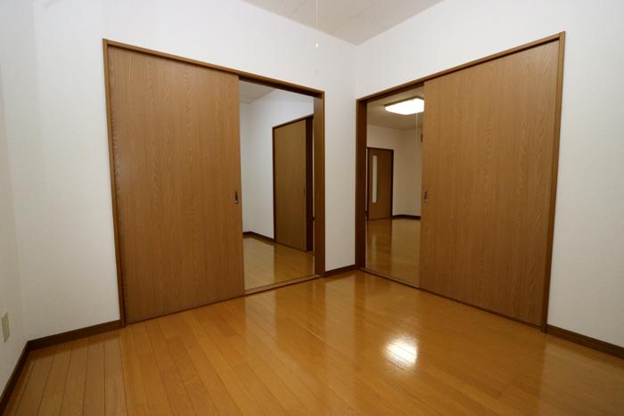 北側洋室4.5帖