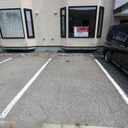 103号室駐車場