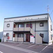 サンフラワー 1DKアパート(伊達市西浜町)