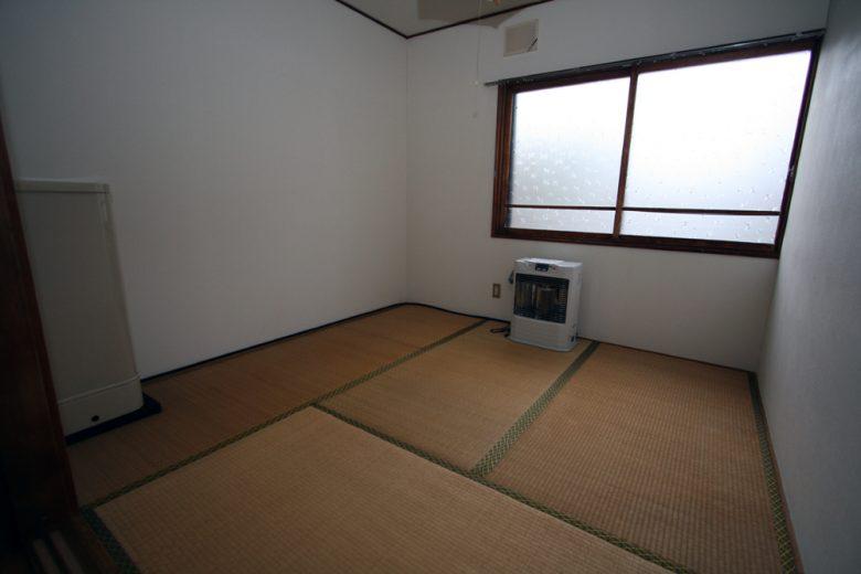 4.5帖和室(寝室)