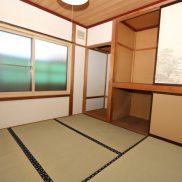 北側和室(4.5帖)(寝室)