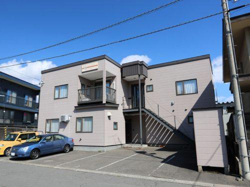 メイプルハウスⅡ 1LDKアパート(伊達市末永町)