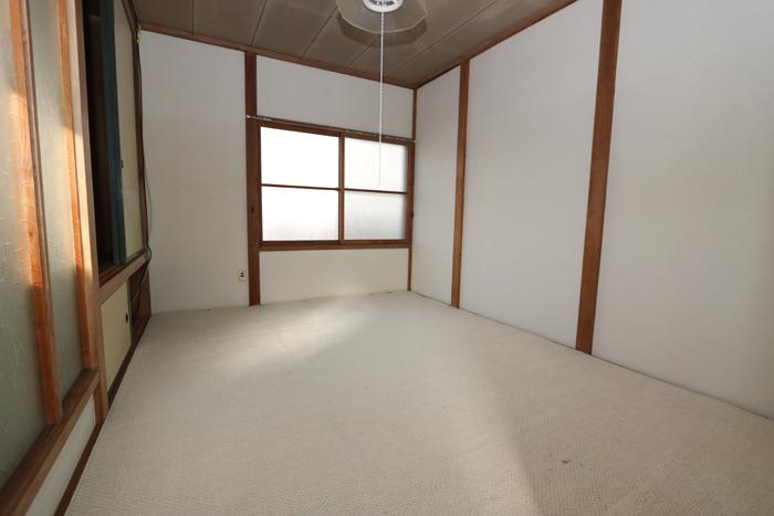 2階北側和室