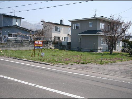 調整区域売地 69.87坪 伊達市末永町200-1